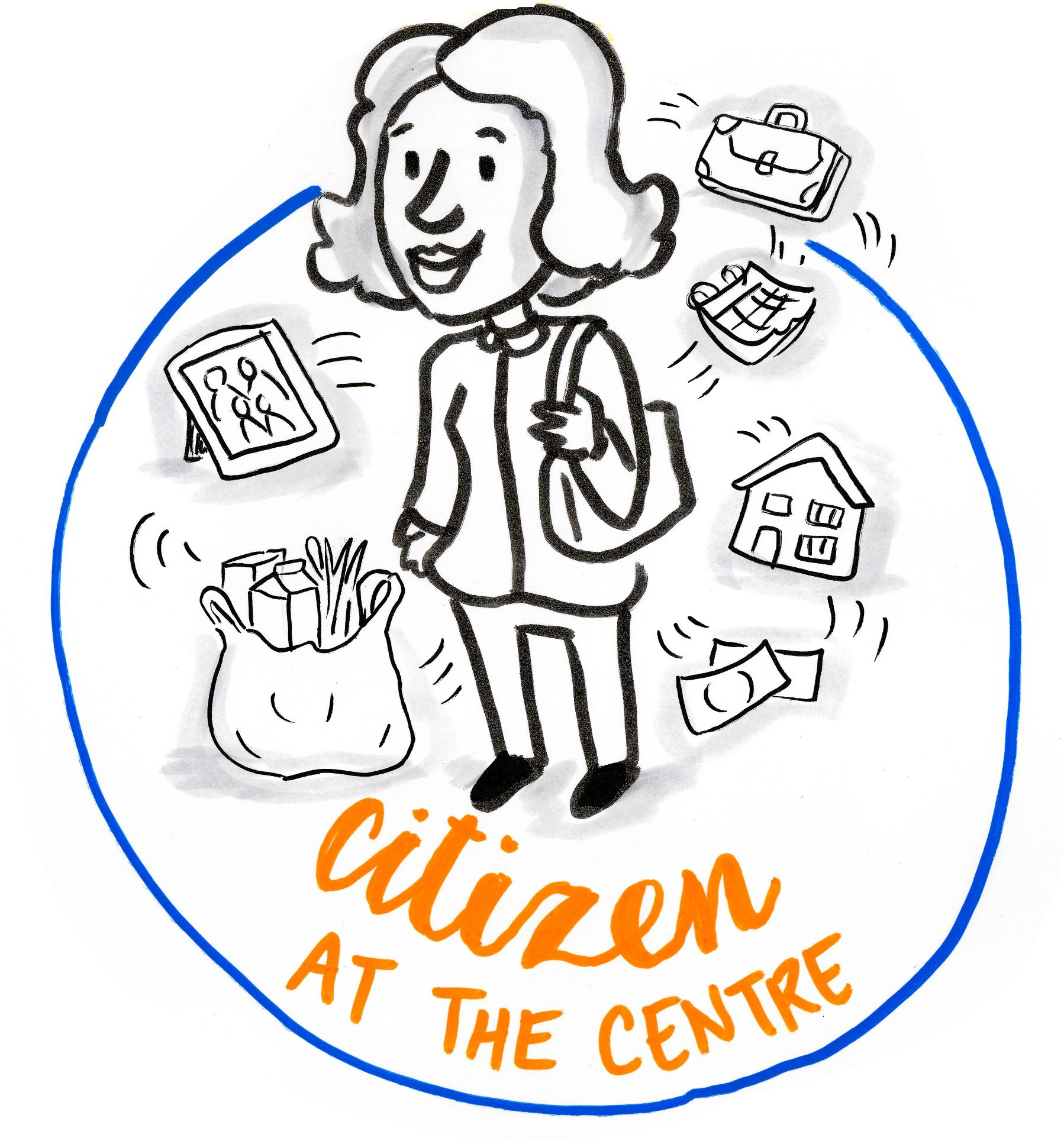 Citizen at the Centre (Hi)